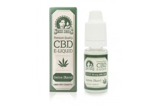 CBD e-liquid Sensi Seeds